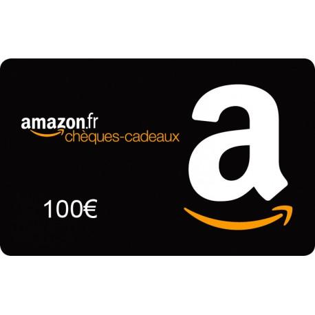 eChèque Cadeau Amazon 100€